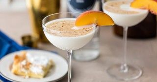 Gooey Butter Cake Martini... the only thing to say is... YUMMY!!!