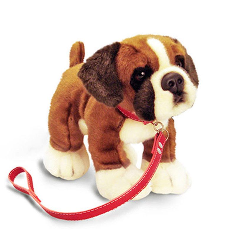 Title Lil Pups With Lead Keel Toys 6 Breeds Type Boxer Dog