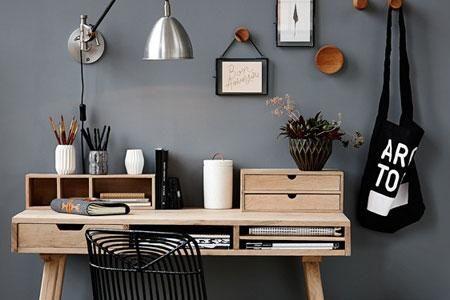 Wandfarbe Grau Wohnen Und Einrichten Mit Der Trendfarbe Decor