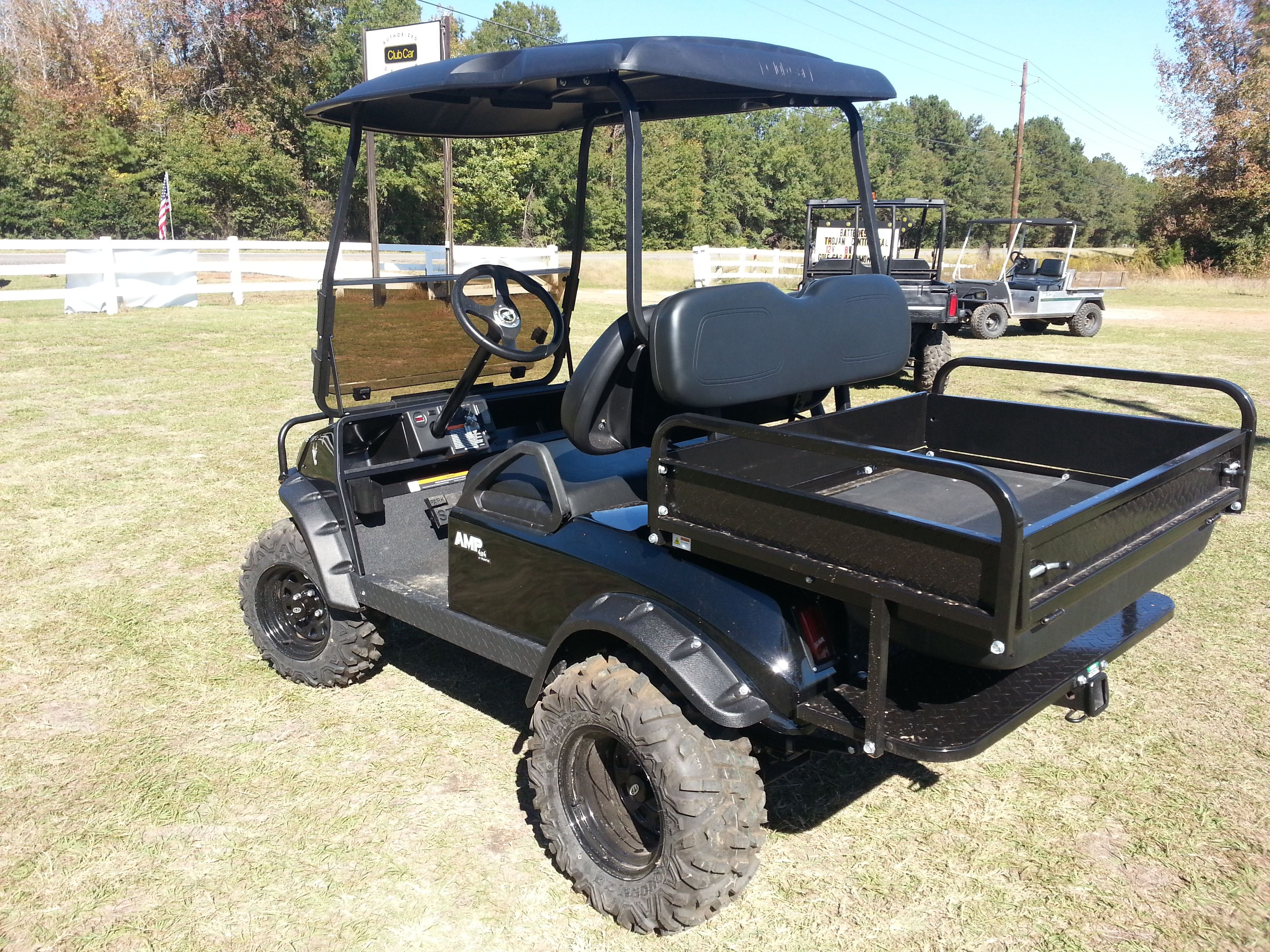 Huntve Amp 4 X All Electric Vehicle Is Designed With The Best Technology Available And Built To Last