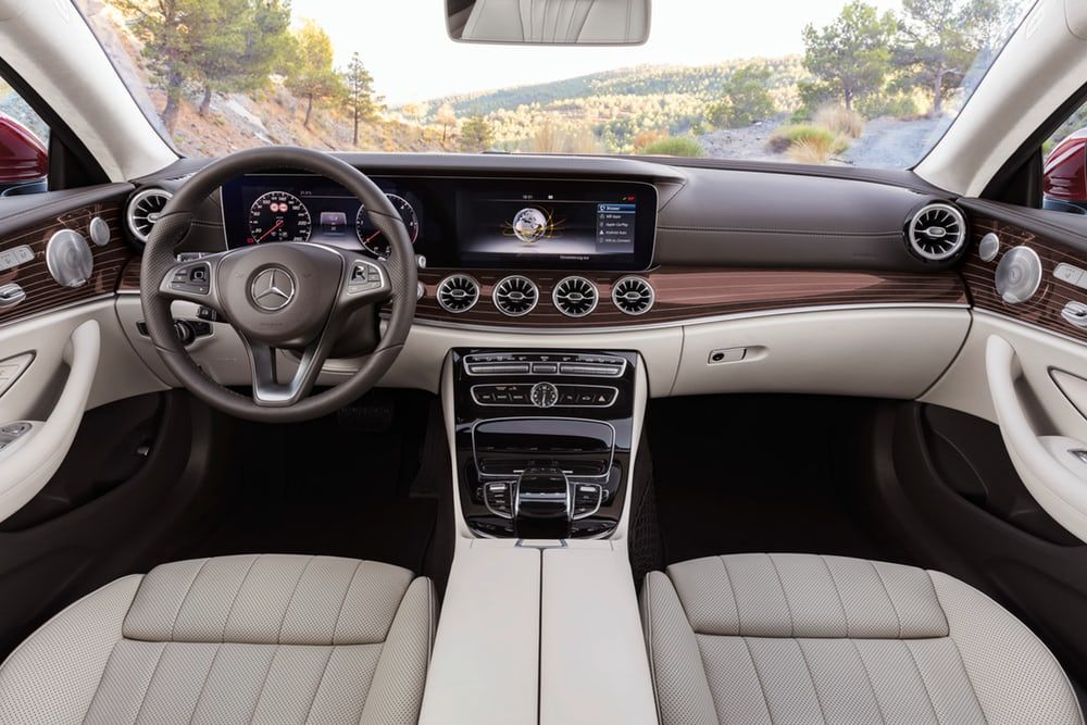 Mercedes Rounds Out E Class Stable With Sporty Two Door Com