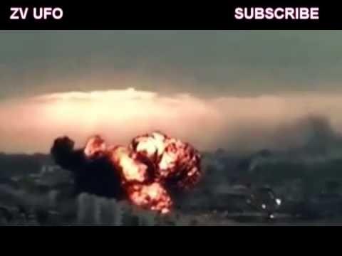 UFO CRASH in IRAQ!!! НЛО авария в Ираке!!! - YouTube
