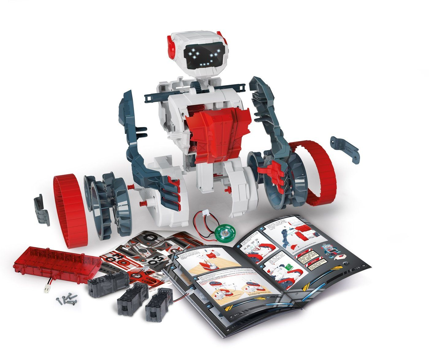 179f8648a094 Zabawki na prezent Programowalny Robot Evolution - Clementoni ...