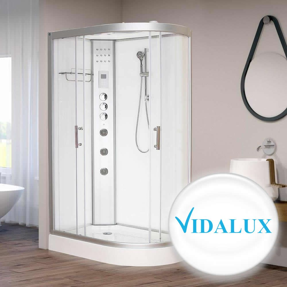 Electric shower, monsoon shower or hand shower options are just one ...