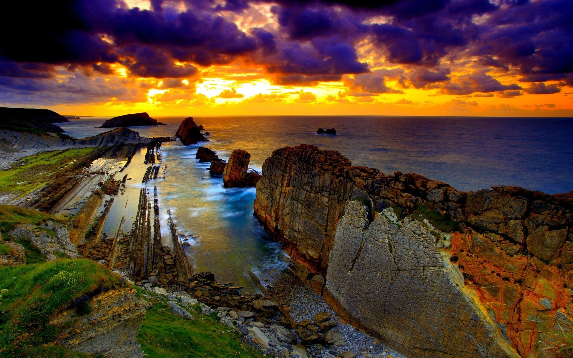 Jehovah is the magnificent Artist | PEACEFUL BEAUTY | Pinterest ...