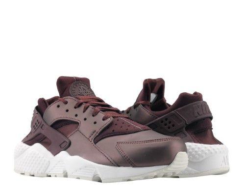 d250575a3cf2c Nike Air Huarache Run Premium TXT Mahogany Women s Running Shoes ...