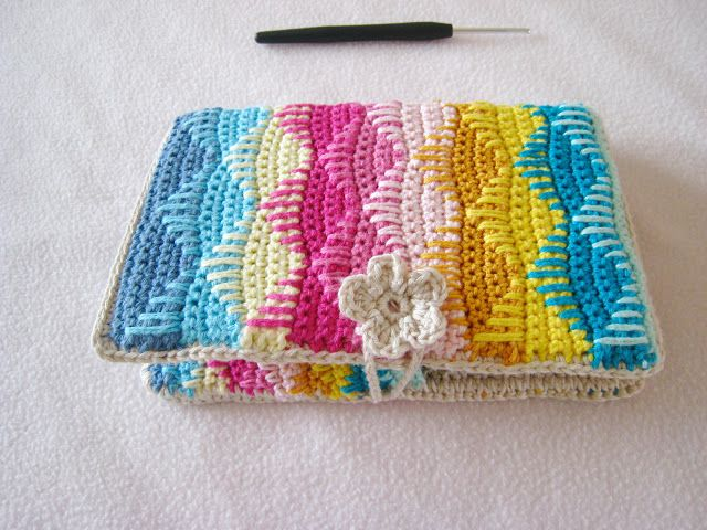 Oh Milly!: Crochet hook case - free pattern | Häkeln | Pinterest ...