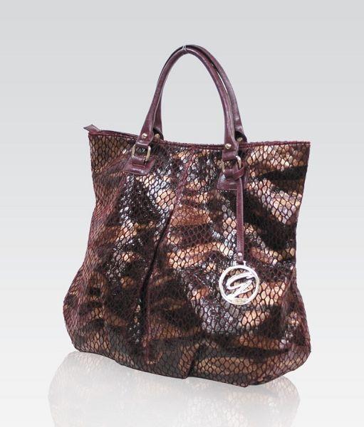 Galian Handbag Exotic Animal Print Tote Bag