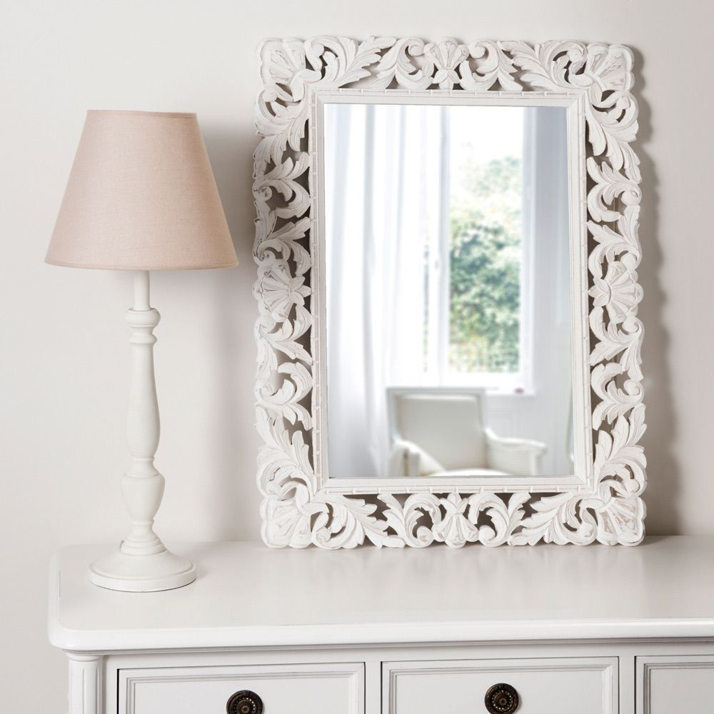 miroir kyara miroirs manger et maison du monde. Black Bedroom Furniture Sets. Home Design Ideas