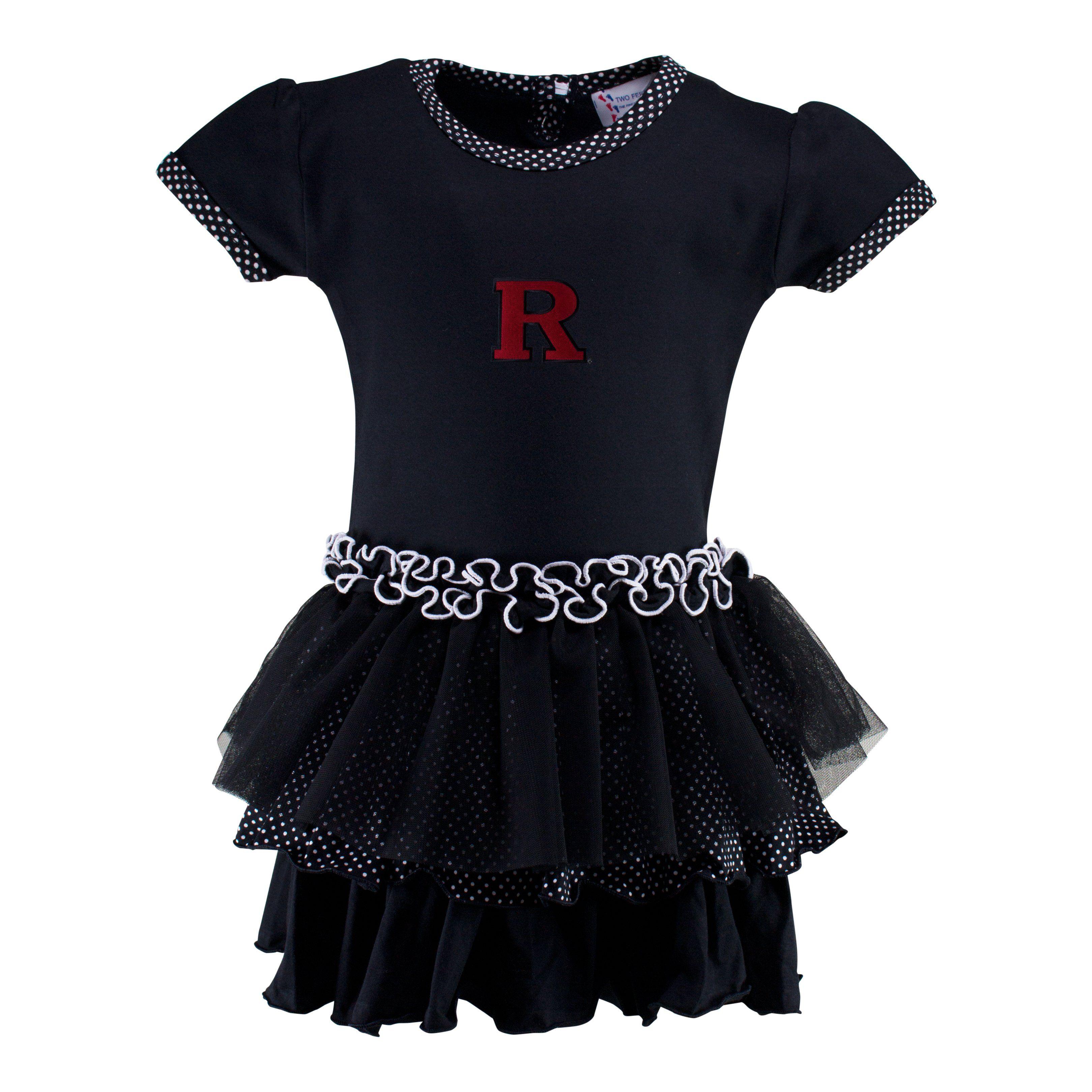 381f5a01c7f Rutgers Pin Dot Tutu Dress