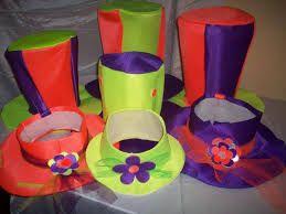 Resultado de imagen para como hacer gorros y sombreros de cotillon ... cd643aed270