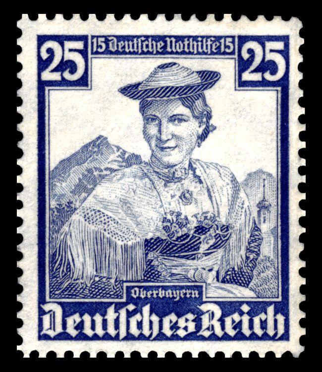Oberbayern Trachten