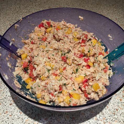 Photo of Tuna and rice salad