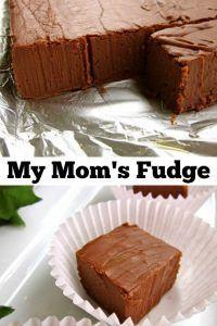 My Mom's Marshmallow Fluff Fudge Recipe - The Food Charlatan #marshmallowfluffrecipes