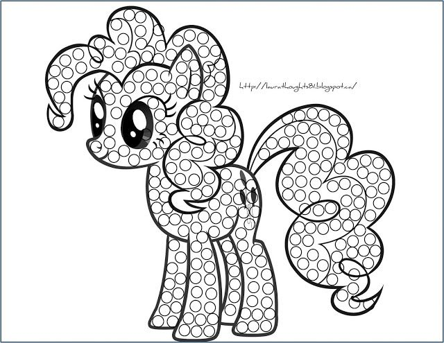 Laura Thoughts My Little Pony Q Tip Painting Q Tip Painting Painting Templates Dot Painting