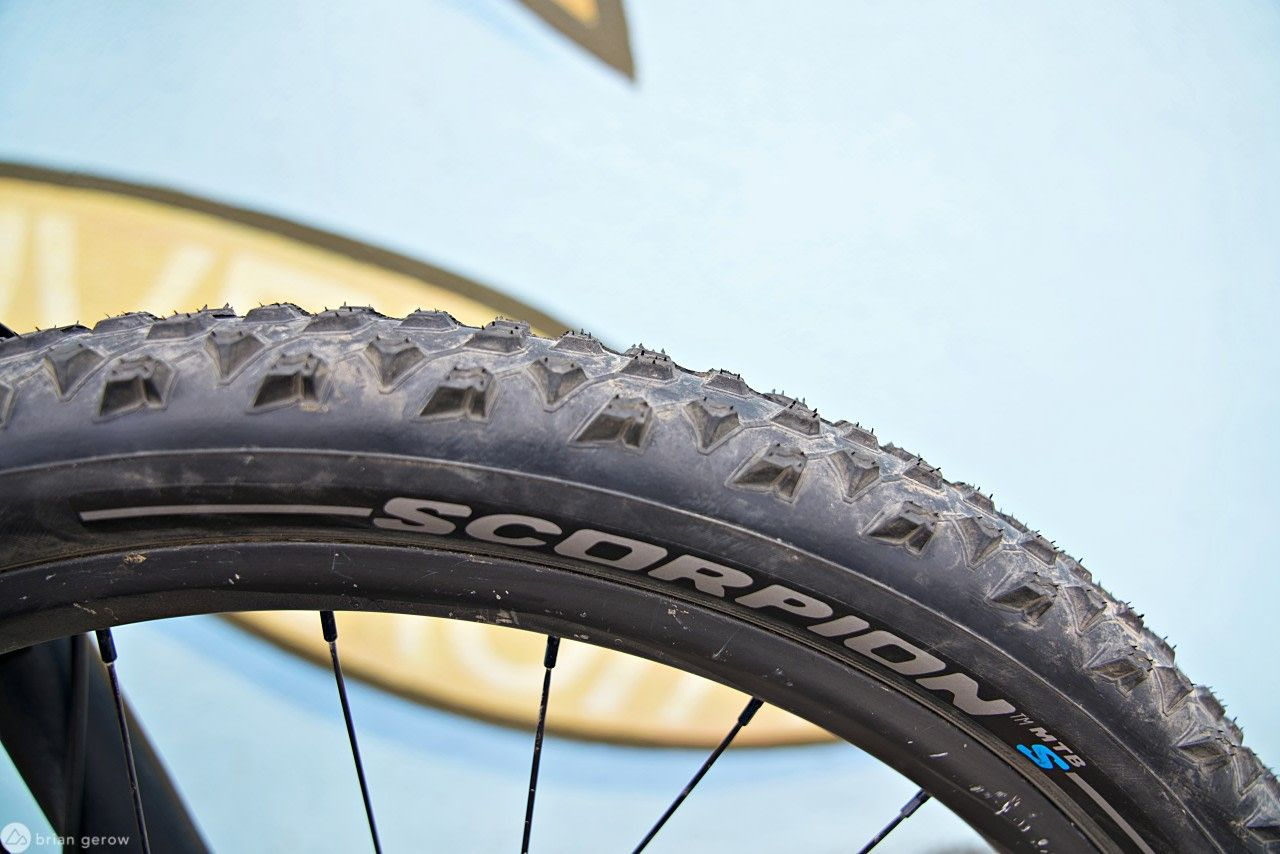 Pirelli S Scorpion Mtb S Soft Tires Are Great For Xc And Light