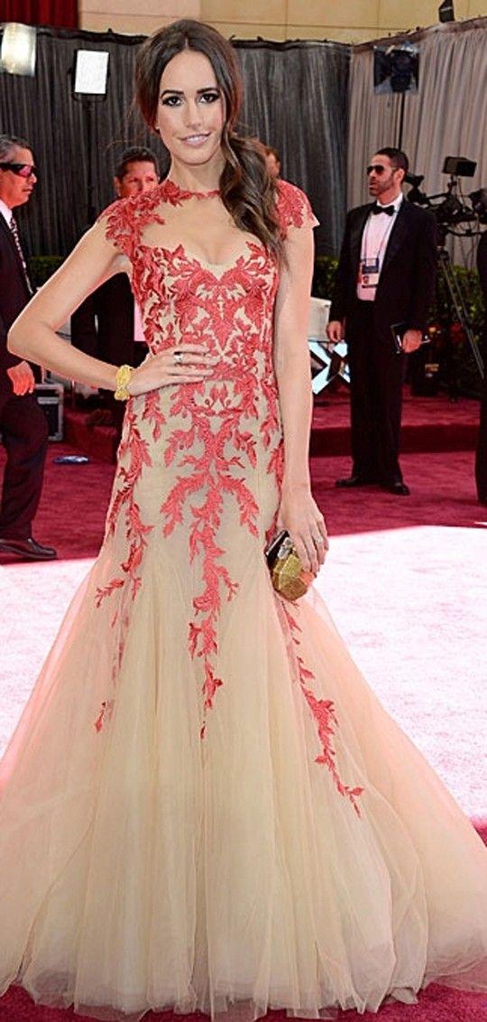 Oscars 2013: Los Mejores y Los Peores Vestidos de la Alfombra Roja ...
