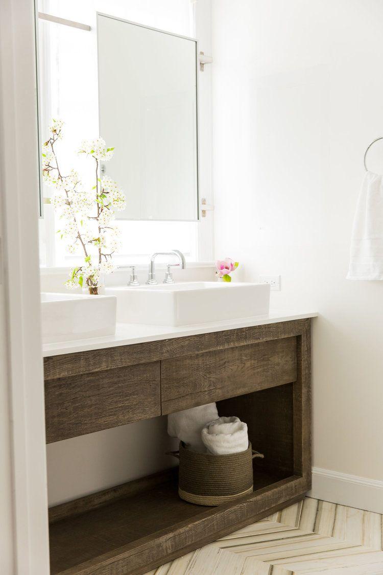 Mirror In Front Of Bathroom Vanity Window Bathroom Bathroom Mirror Storage Simple Bathroom Designs