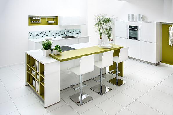 Éblouissantes, les façades des cuisines de la collection Schmidt