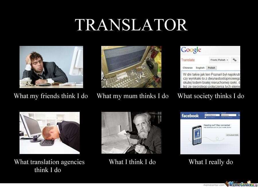 Translator Funny Translations My Friend Translation