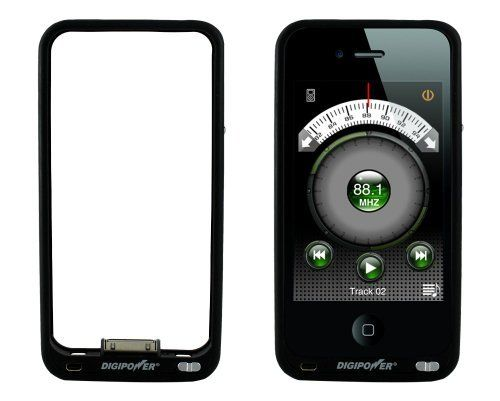 iPhone FM Transmitter (4 and 4S) by TAWGlobal, LLC. 49