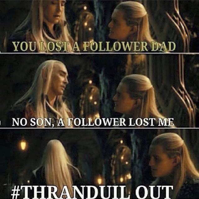 legolas and thranduil relationship memes