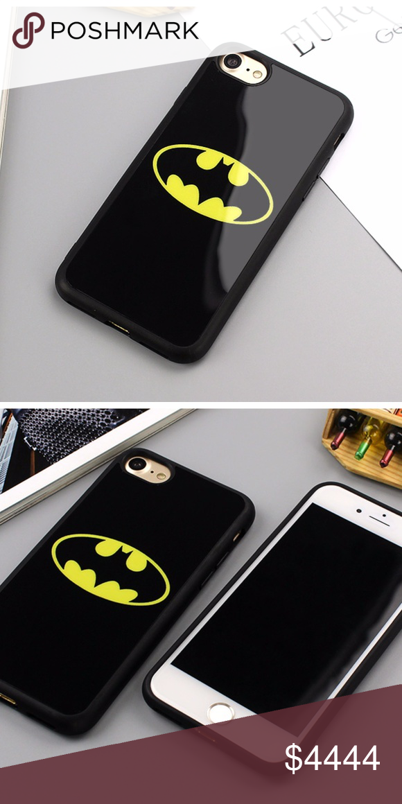 A127 Batman Iphone Case Silicone Iphone Cases Iphone Cases Phone Case Accessories