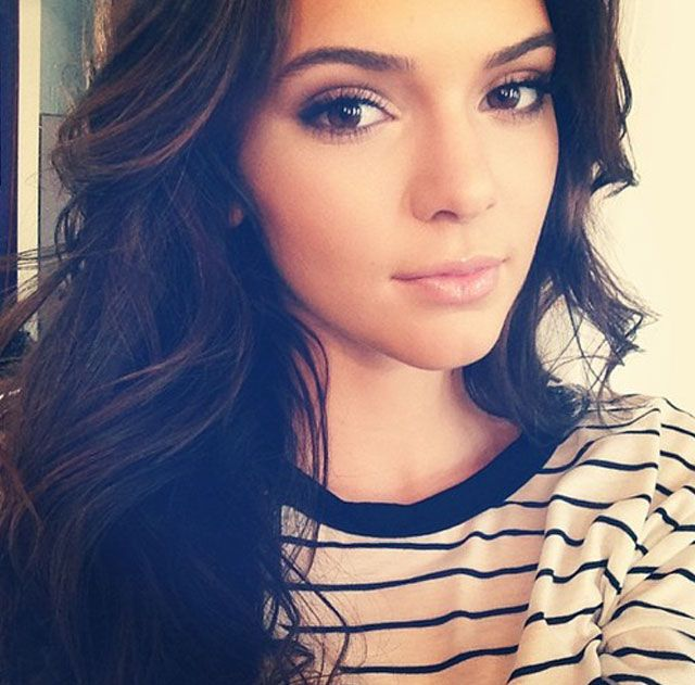 haired styles instaglam how to get kendall jenners chic tresses 7109
