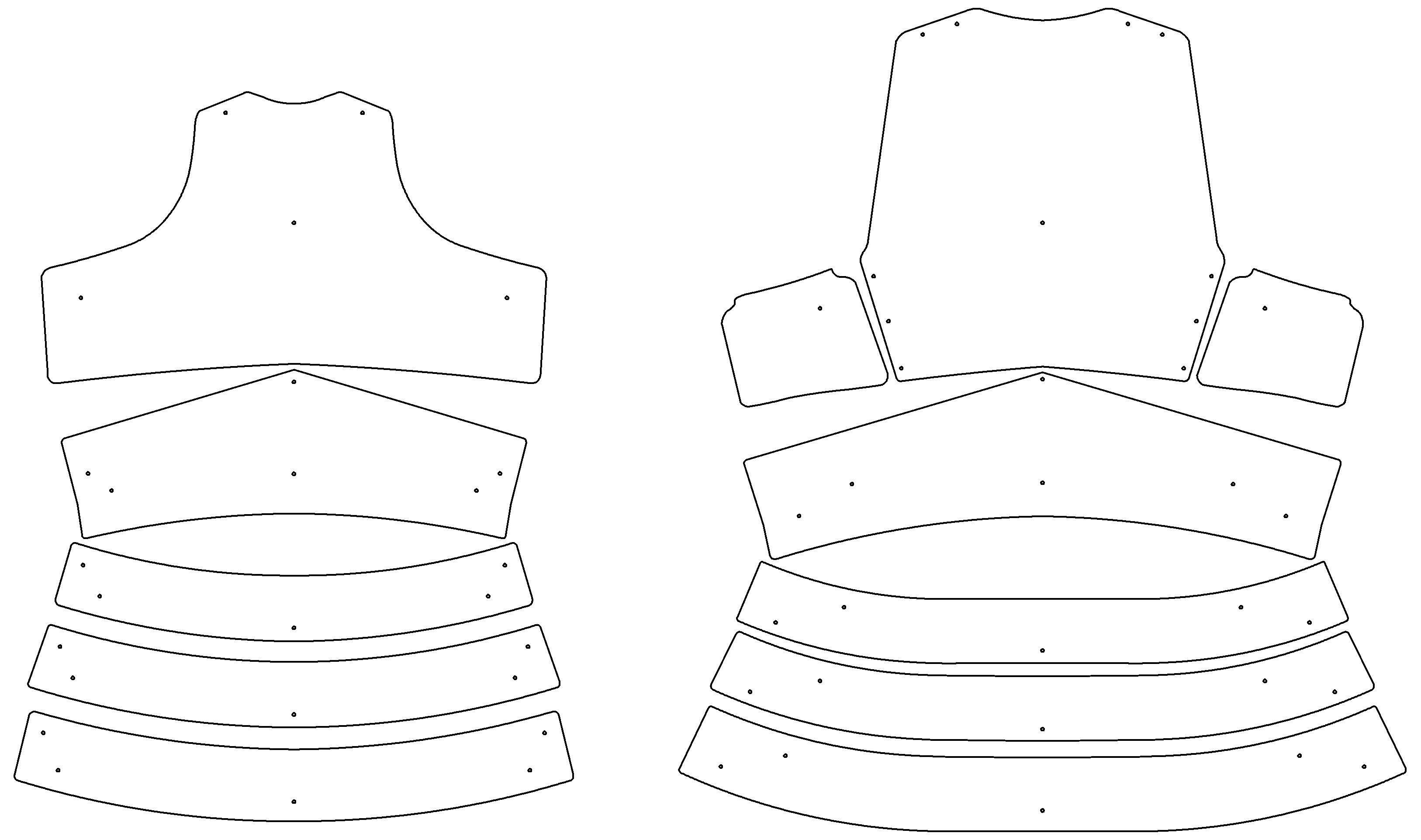 Early 15th Century Italian Body Armour