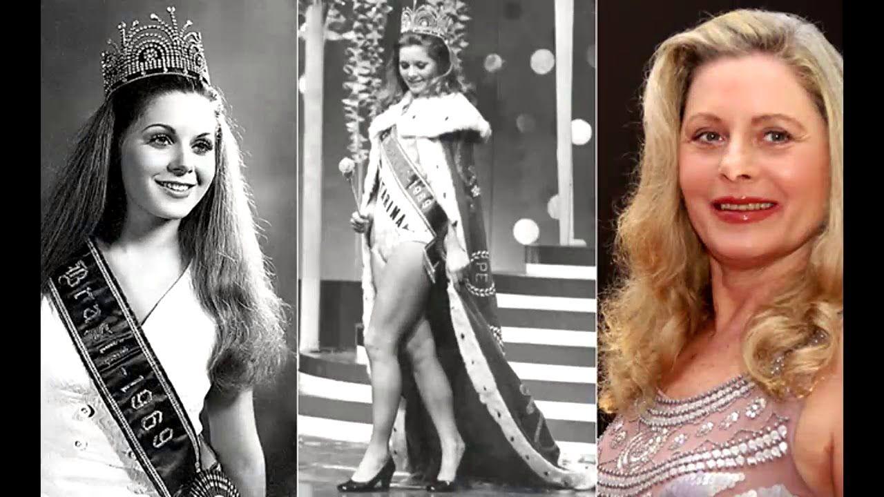 MISS BRASIL 1969 - VERA FISCHER | Beleza de mulher