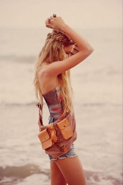 super cute summer beach outfit