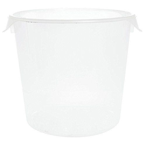 Rubbermaid Round Storage Container 12 Qt 13 18 X 11 78h Clear 18qt Best Value Buy On Amazon Rubbermaidkit Clear Plastic Containers Rubbermaid Round Storage