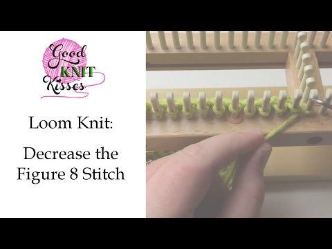 Loom Knit Hat Brim That Doesnt Roll In Garter Stitch Youtube