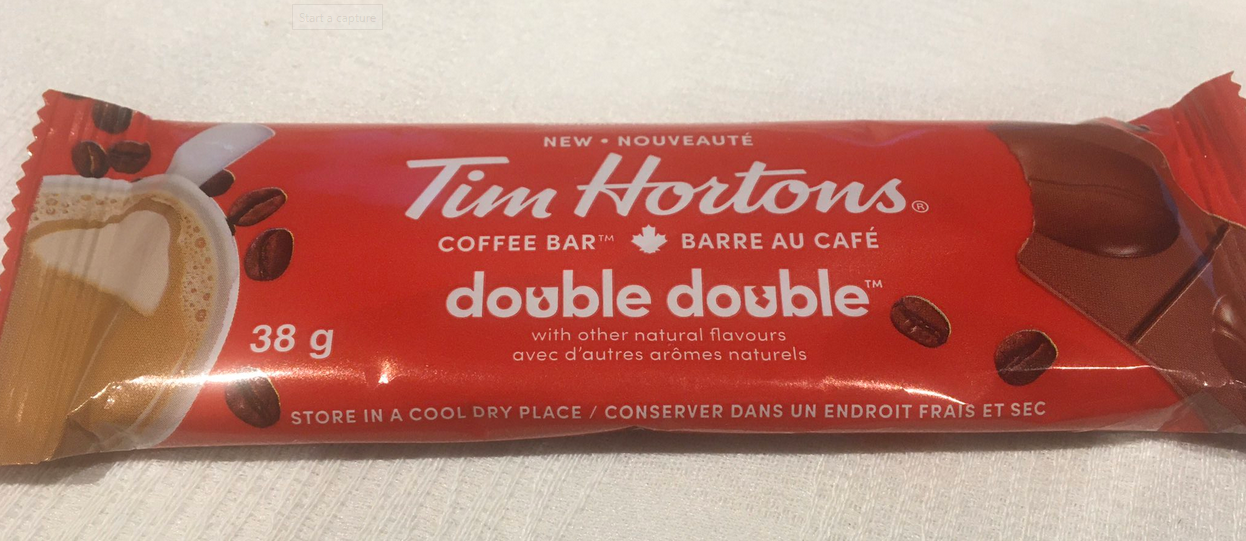 New Tim Hortons Double Double Coffee Candy Bars Coming To Canada Coffee Candy Candy Bar Candy