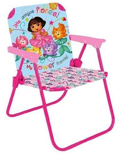 Dora The Explorer Patio Beach Chair Chairs Kids Kid Children