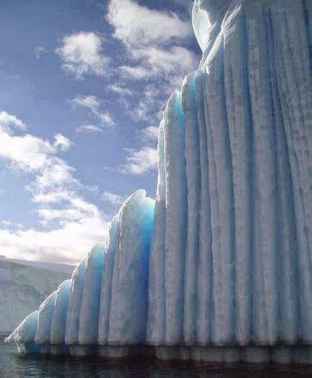 Antártica  Glaciar  Chilenos Google+
