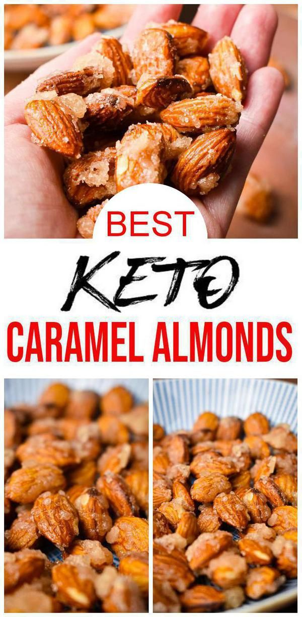 Check Out This Keto Caramel Almonds Easy Keto Recipes For The Best Low Carb Keto Candied Almonds Learn How T Keto Recipes Easy Almond Recipes Candied Almonds