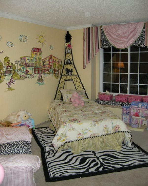 Love The Paris Theme! AG Wants A Paris Theme For Her Room