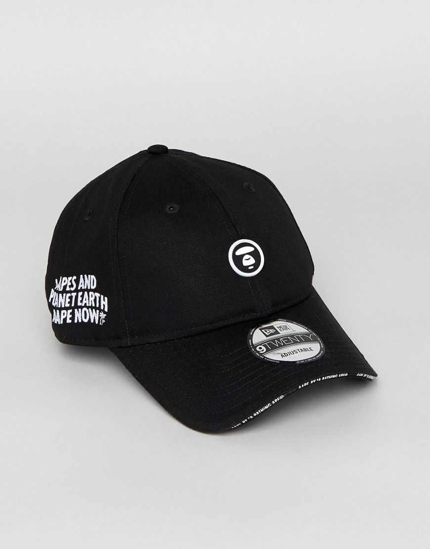 AAPE By A Bathing Ape Baseball Cap With Small Logo - White Aape By A Bathing Ape HgBkWUh