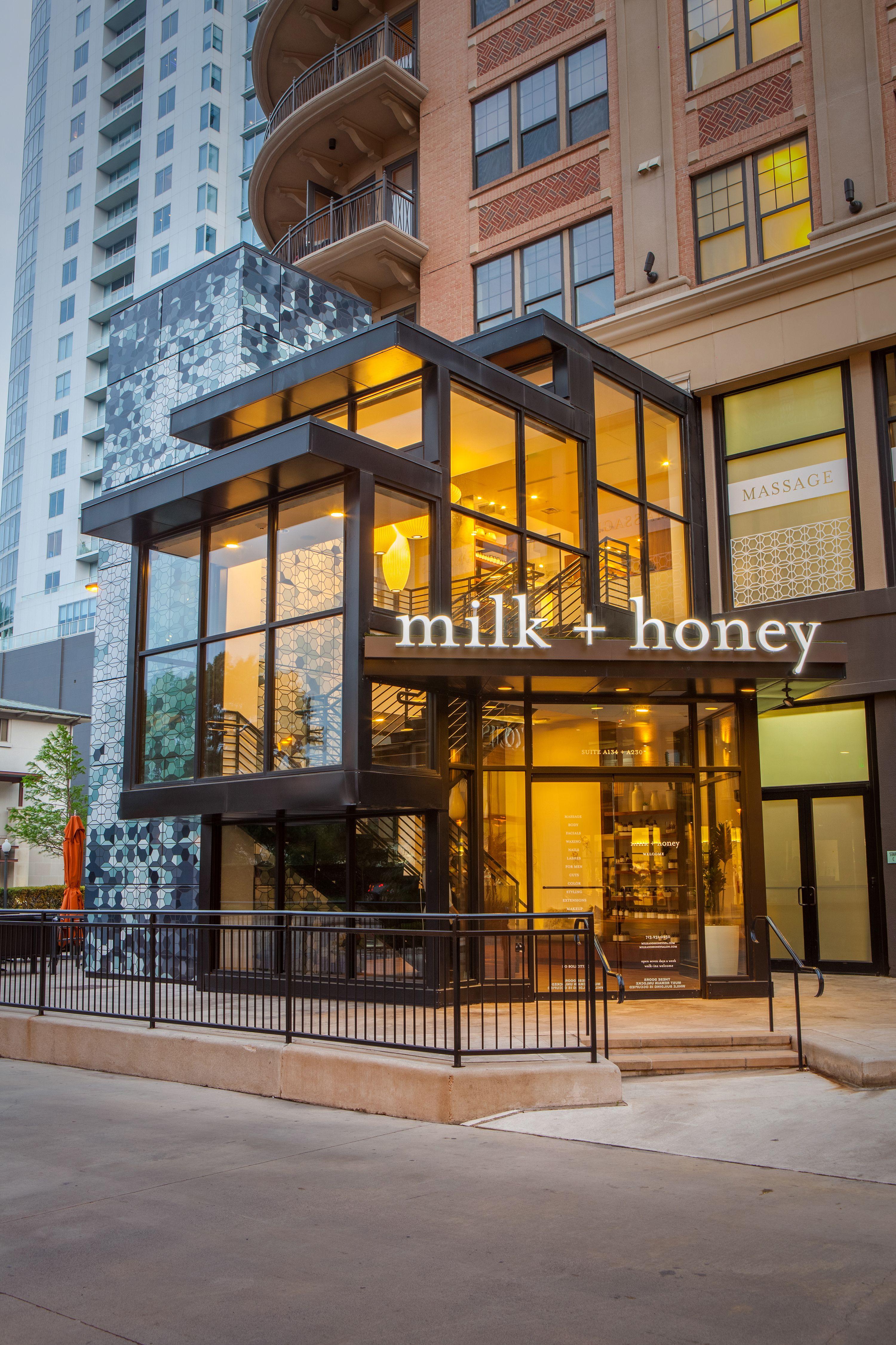 Houston Luxury Spa Honey Spa Milk And Honey Spa Houston Luxury