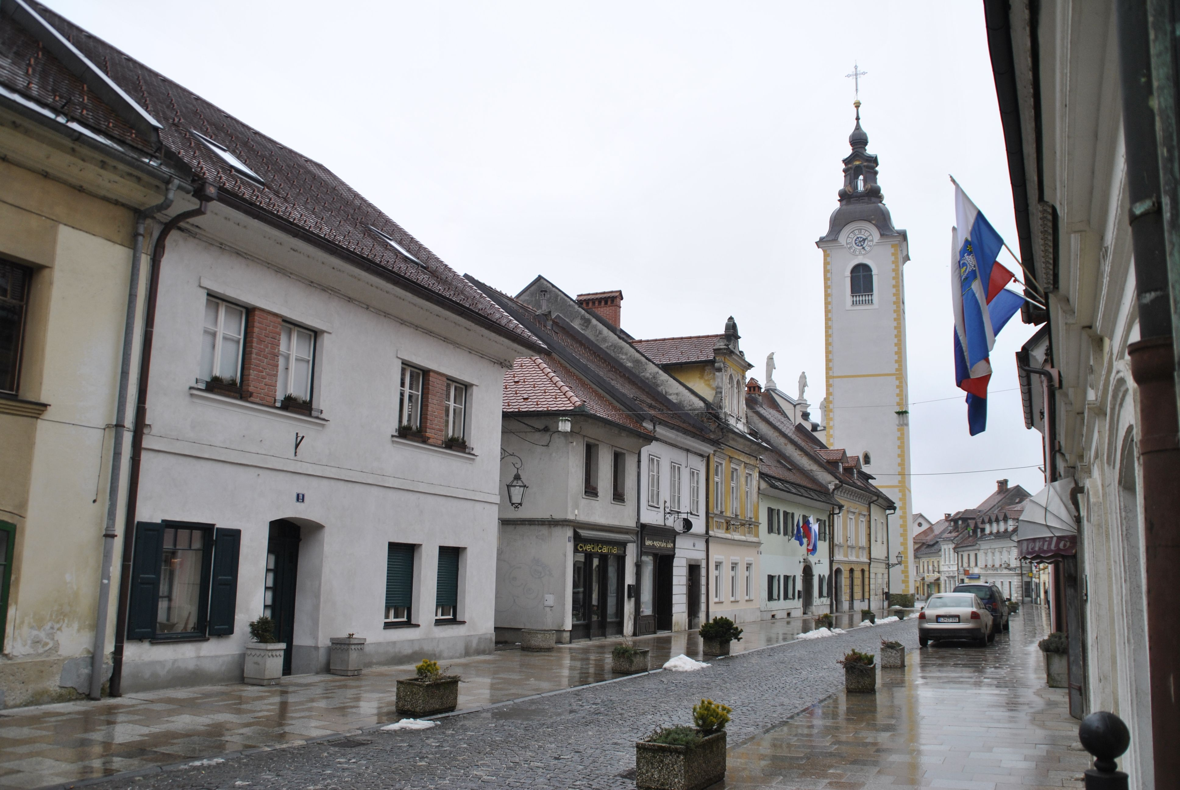Kamnik, Eslovenia