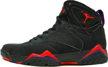 1992 Air Jordans Noir Rouge