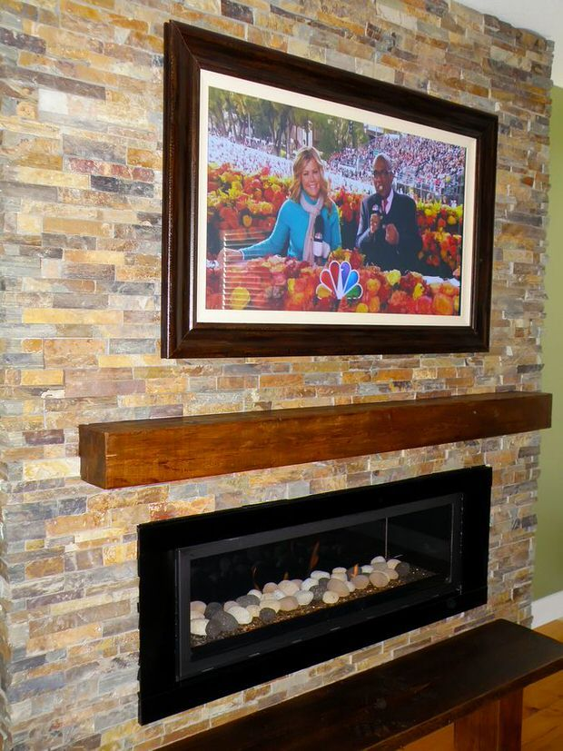 DIY TV Frame: Disguise that Flat Screen   Tv frames, Diy tv and TVs