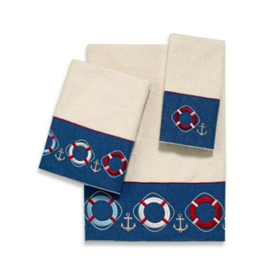Exceptionnel Buy Avanti Life Preservers II Bath Towel In Ivory From Bed Bath U0026 Beyond
