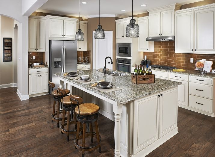 3 gourmetstyle kitchen meritage home pinterest kitchens endearing kitchen design charlotte nc inspiration design