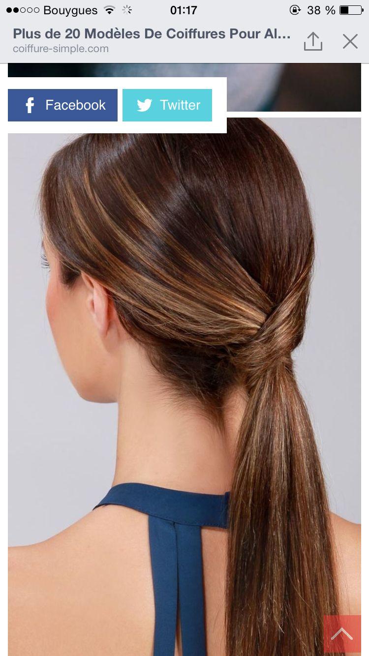Epingle Sur Hair Style