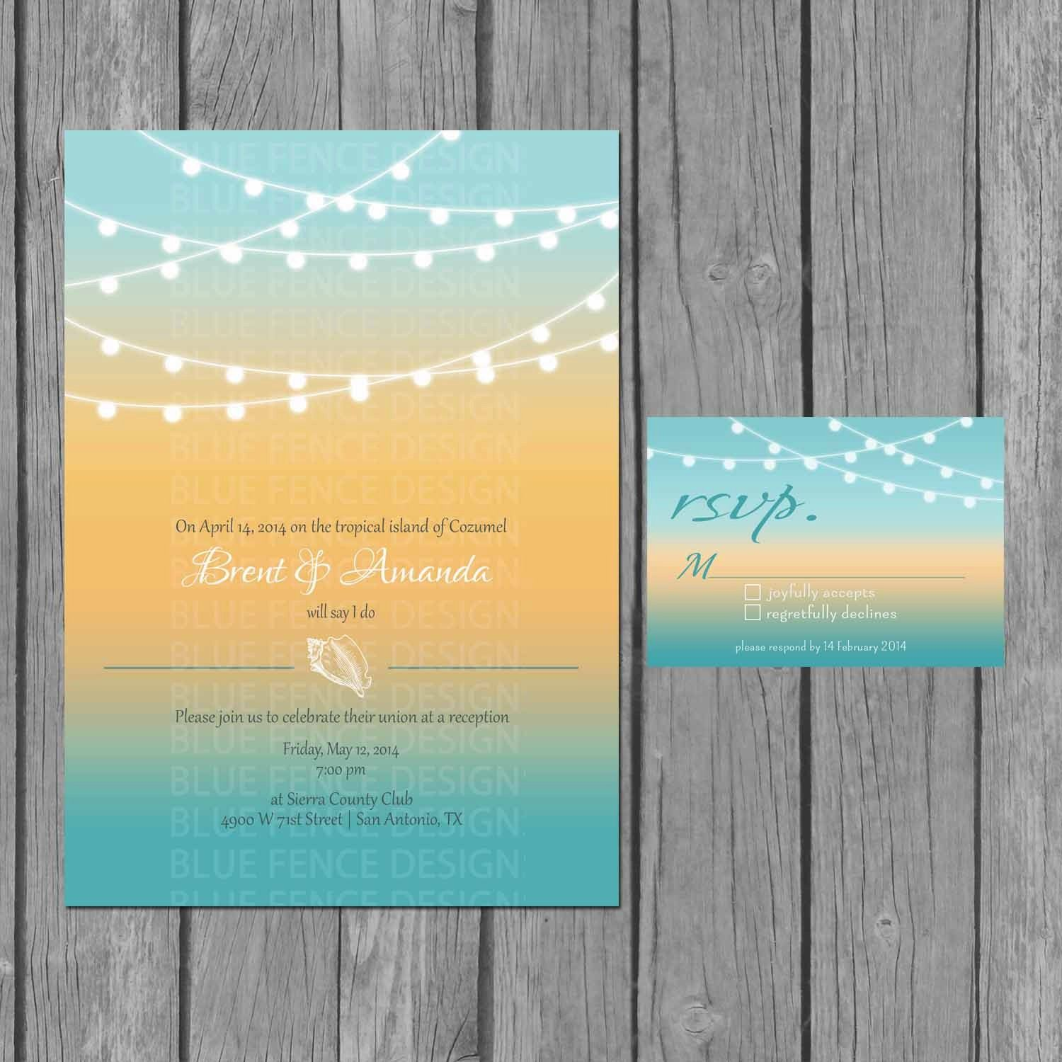 Emejing Ocean Themed Wedding Invitations Ideas Awesome Wedding 1000 Images  About Cat Invites On Pinterest Cenypradufo