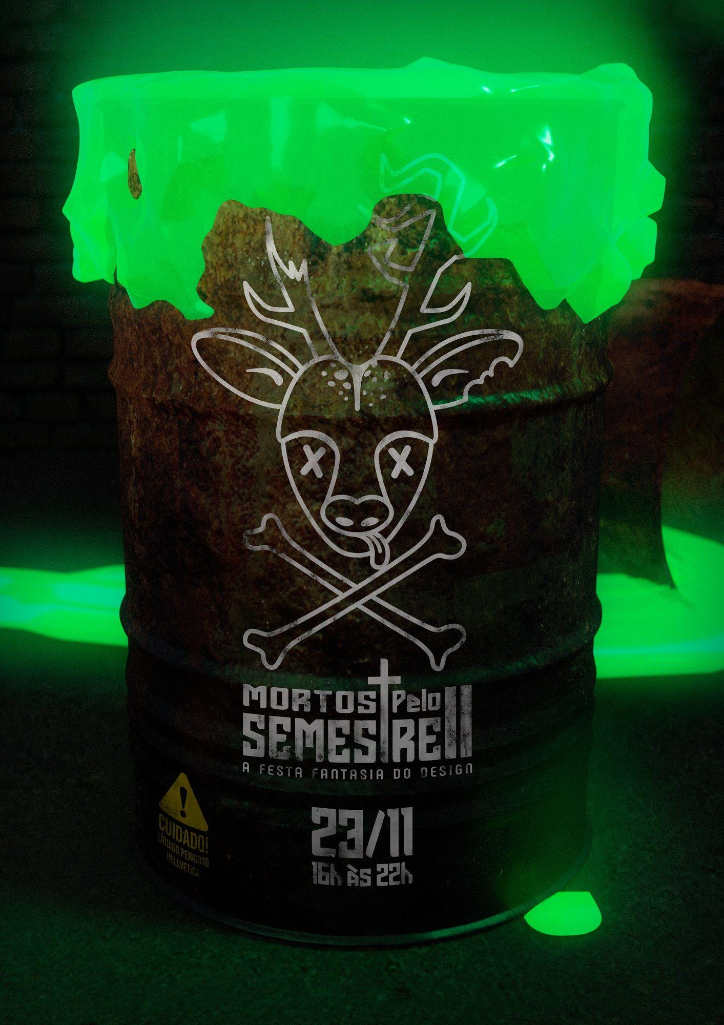 #Toxic #Cartaz #Banner #Party #Festa #Divulgação #Graphicdesign #Designgráfico #Glow #Green #Slime #3Dmodel #3D #Blender #Photoshop