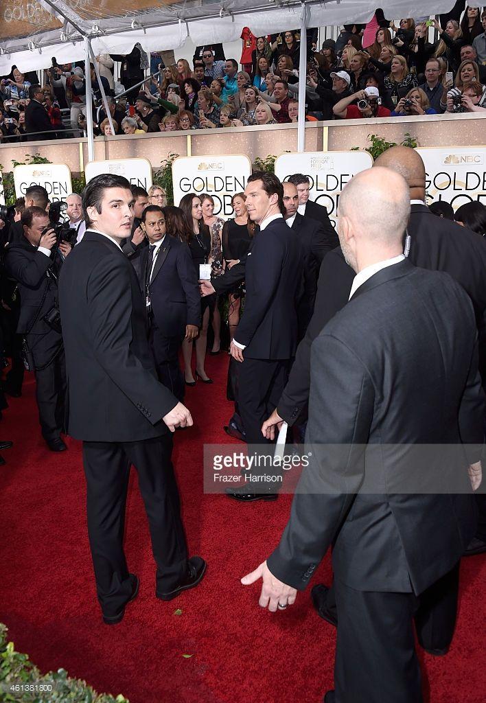 ニュース写真 : Actor Benedict Cumberbatch attends the 72nd...
