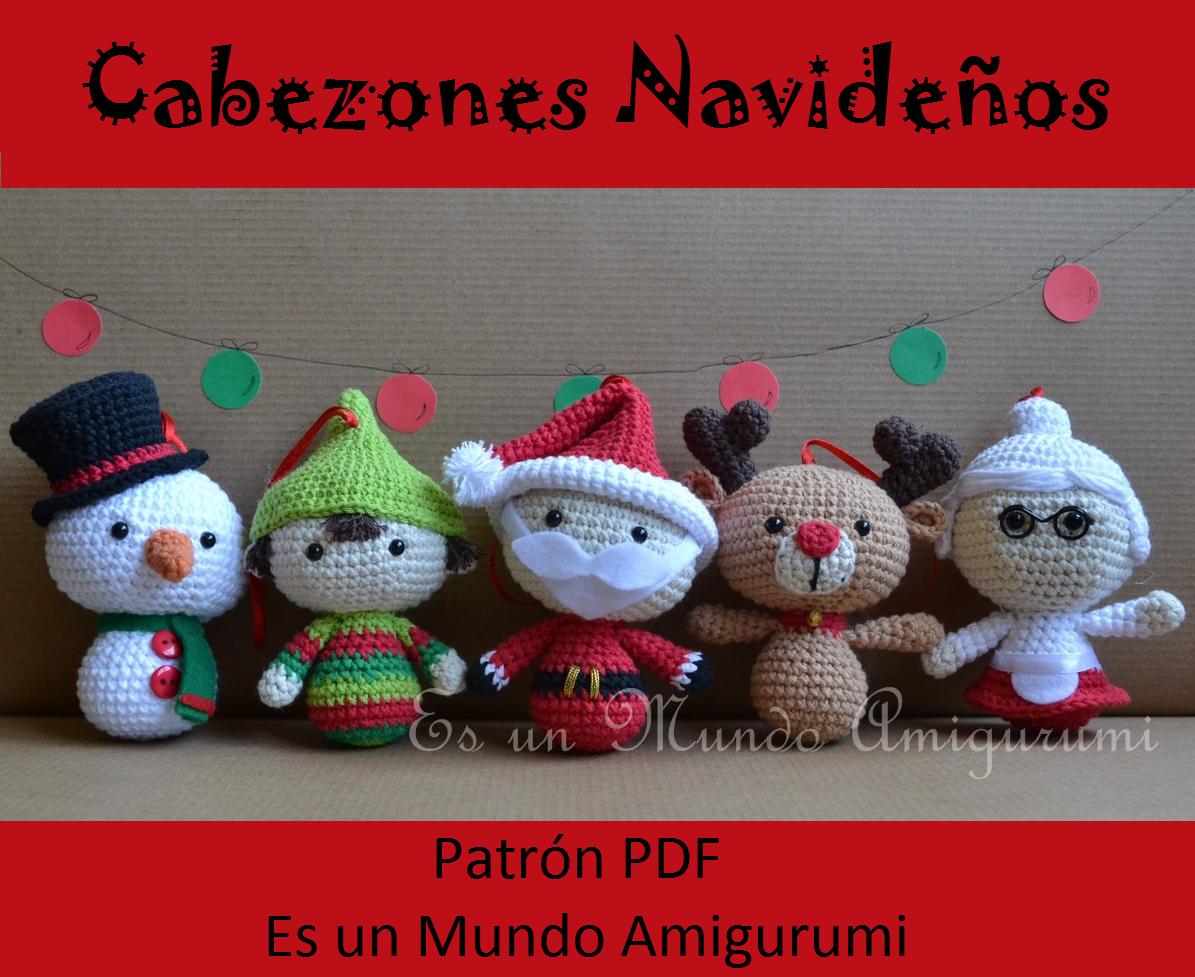 Amigurumi Navidad Nacimiento : Navideño amigurumi patrones gratis buscar con google navidad